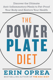 The Power Plate Diet by Erin Oprea