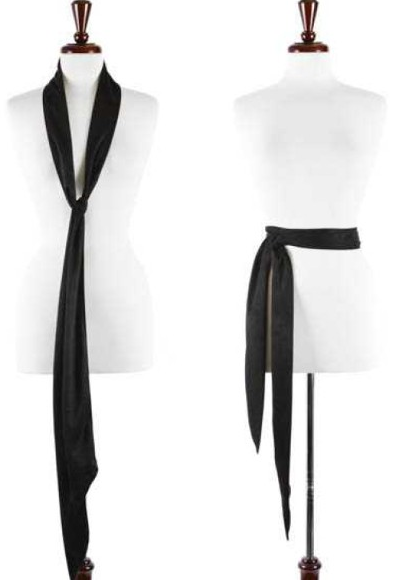Skinny Scarf  [color options] - MADDOX