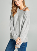 Haylee Sweater  [color options]
