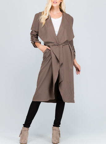 The Brandi Coat [color options]