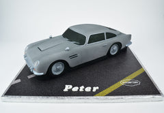 Aston Martin DB5 Car Cake