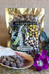 Coffee Roasted Macadamia Nuts