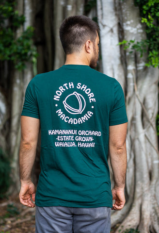 T-Shirt ~ North Shore Macadamia