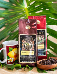 Hawaiian Decaf Coffee