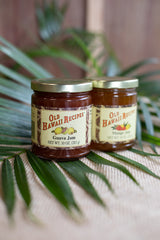 Old Hawaii Recipes Jam