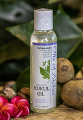 Kukui Nut Oil ~ Oils of Aloha