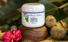 Kukui Cream ~ Oils of Aloha