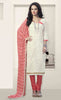 White Straight Suit Salwar Kameez-IY1866