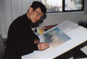 Alexander Chen Artist Biography and Art Gallery Collection