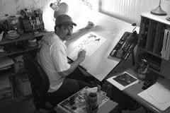 Chris Bachalo Artist Biography and Art Gallery Collection