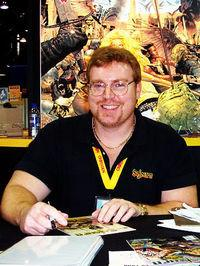 Greg Land Artist Biography and Art Gallery Collection