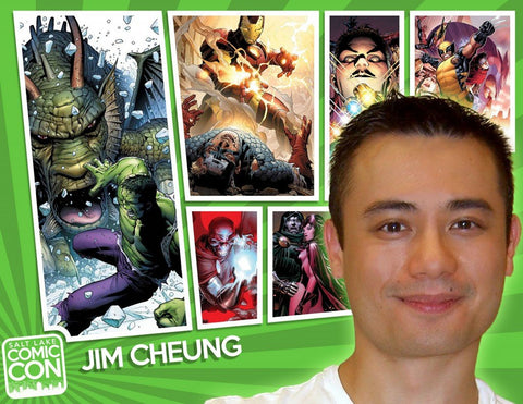 Jim Cheung Artist Biography and Art Gallery Collection