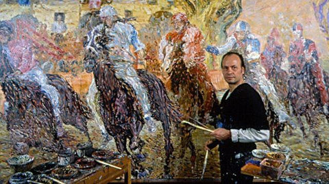 Marco Sassone Artist Biography and Art Gallery Collection