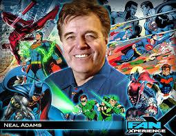 Neal Adams Artist Biography and Art Gallery Collection