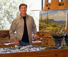 Robert (Bob) Peters Artist Biography and Art Gallery Collection