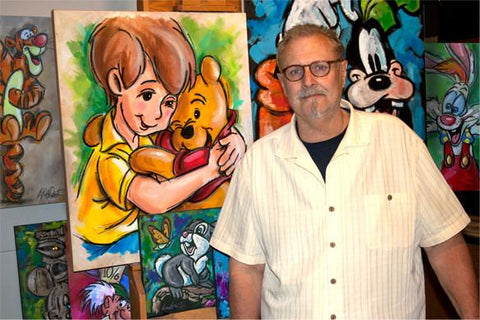 Dick Duerrstein Artist Biography and Art Gallery Collection