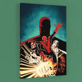 Shadowland 1 Marvel Comics Artist John Cassaday Fine Art Canvas Giclee Print Numbered