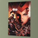 Avengers The Childrens Crusade 6 Marvel Comics Artist Jim Cheung Canvas Giclee Print Numbered