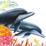 Sea of Life Wyland and Tracy Taylor Canvas Giclee Print Wyland Hand Signed and Numbered