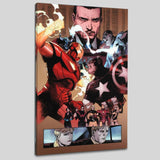 New Avengers #48 Marvel Comics Artist Billy Tan Canvas Giclee Print Numbered