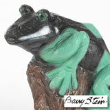 Stumper Barry Stein Fine Art Bronze Sculpture Artist Hand Signed and Numbered