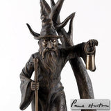Shadowlands Paul Horton Sculpture Artist Cast Signed and Numbered