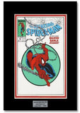 The Amazing Spider Man 301 Marvel Collector Covers Series Artist Todd MacFarlane Lithocel Print Numbered and Matted