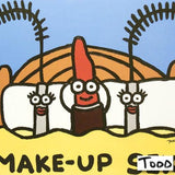 Make Up Sex Todd Goldman Canvas Giclee Print Artist Hand Signed and Numbered