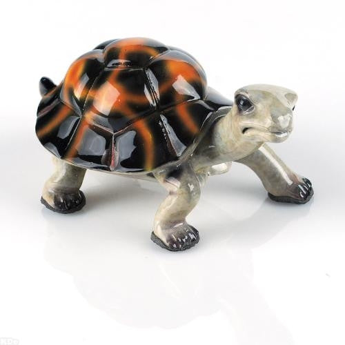 Barry Stein Turtle Baby Fine Art Bronze Sculpture Artist Hand Signed and Numbered