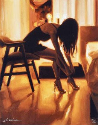 To Remember Carrie Graber Canvas Giclee Print Artist Hand Signed and Numbered