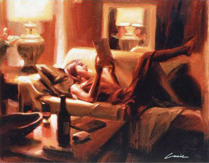 Design Catalog Carrie Graber Canvas Giclee Print Artist Hand Signed and Numbered