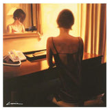 Business and Pleasure Carrie Graber Fine Art Canvas Giclee Print Artist Hand Signed and Numbered