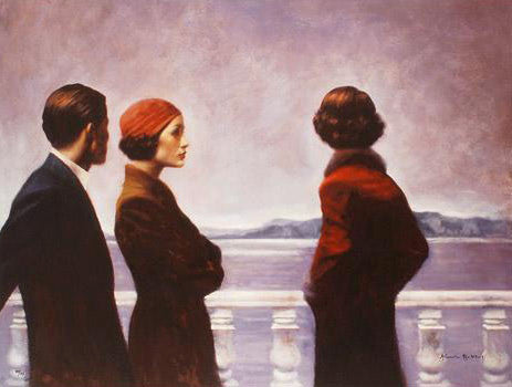 Silence at Dawn Hamish Blakely Artist Proof Canvas Giclee Print Artist Hand Signed Numbered
