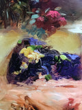 First Glance Pino Daeni Giclee Print Artist Hand Signed and Numbered