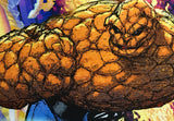 Fantastic Four 545 Marvel Artist Michael Turner Giclee Canvas Print Numbered