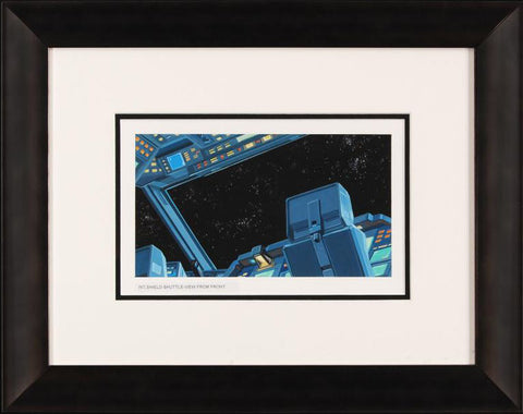 Marvel Studios Ultimate Avengers Movie Original Background Painting