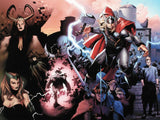 Thor 600 Marvel Comics Artist Olivier Coipel Canvas Giclee Print Numbered