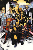 X Men Curse of the Mutants Storm and Gambit 1 Marvel Comics Artist Chris Bachalo Fine Art Canvas Giclee Print Numbered