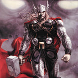 Astonishing Thor 5 Marvel Comics Artist Mike Choi Canvas Giclee Print Numbered