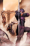 Marvel Comics Avengers: Solo 1 Artist John Tyler Christopher Fine Art Canvas Giclee Print Numbered