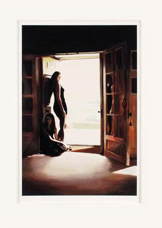 Secret Place Collection VI Melissa Mailer Yates Giclee Print Artist Hand Signed and Numbered
