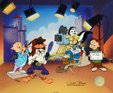 Mark of Zero Hand Painted Animation Cel Artist Chuck Jones Hand Signed and Numbered