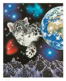 My Brothers Himalayan Home William Schimmel Artist Proof Fine Art Giclee Print Artist Hand Signed and Numbered