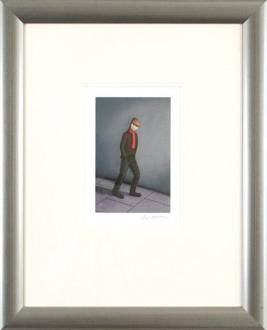 The Working Man Fine Art Giclee Print Artist Paul Horton Hand Signed and Numbered