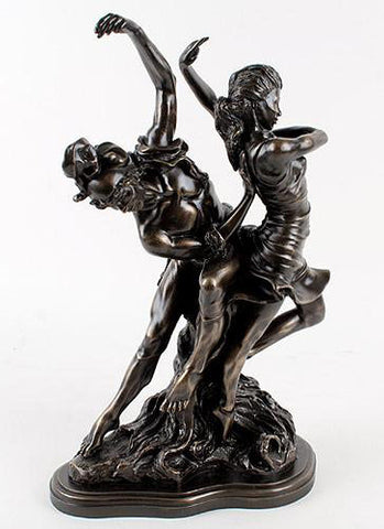 Midsummer Nights Dream Joy Kirton Smith  Bronze Resin Sculpture Cast Signed and Numbered