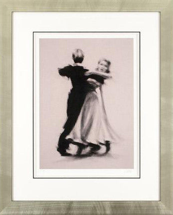 Ballroom Series III Trudy Good Fine Art Giclee Print Artist Hand Signed and Numbered