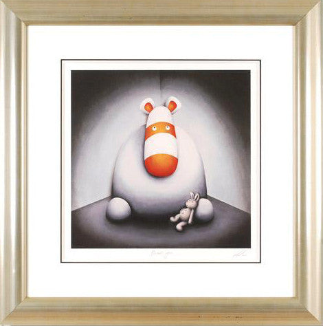 Thank You Peter Smith Fine Art Giclee Print Artist Hand Signed Numbered and Framed
