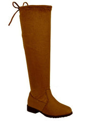 JALEN-H4KIDS Girls Flat knee high Boot <br> $ 13.50 / Pair