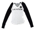 Los Angeles Kings Womens Touch by Alyssa Milano Team Pride Long Sleeve T-Shirt