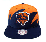 Chicago Bears Snapback Mitchell & Ness Shark Cap Hat